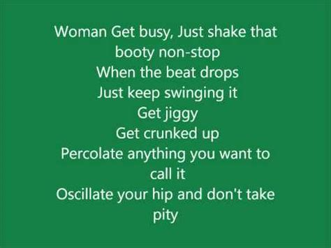 just swinging lyrics download get busy by sean paul lyrics mp3 and mp4