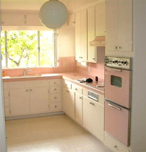 pink kitchens farm girl pink vintage pink kitchens random
