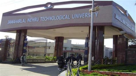 Mba Colleges Near Jntu by Technichal Institutions May Exit Jntuh