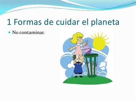 imagenes sobre como cuidar el planeta cuidado del planeta 5