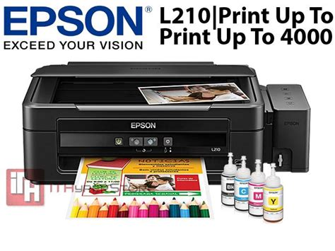 Printer Epson L210 epson l210 all in one printer 1 year warranty 11street my printers scanners