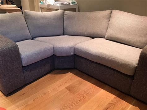 Curved Corner Sofa Grey Upholstered Curved Corner Sofa For Sale In Dublin 2 Dublin From Gra78