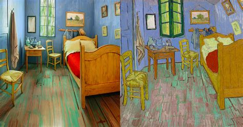 the bedroom gogh bedroom