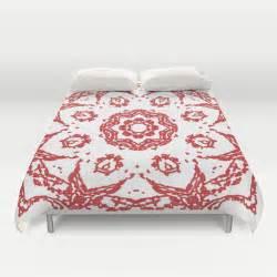 Light Duvet Insert Mandala Duvet Cover Red And White Queen Size Duvet Cover