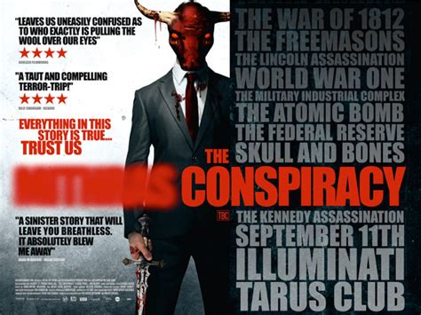 In The Conspiracy filme found footage quot the conspiracy quot aborda sociedades