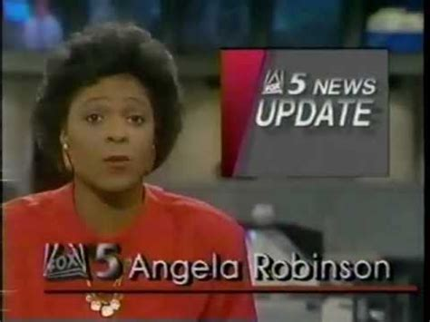 fox 5 wttg washington wttg channel 5 news update 1989 fox affiliate washington
