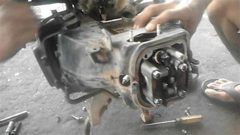 Mesin Cuci Panasonik Zero Matic cara bongkar pasang motor honda beat matic yang di lemar