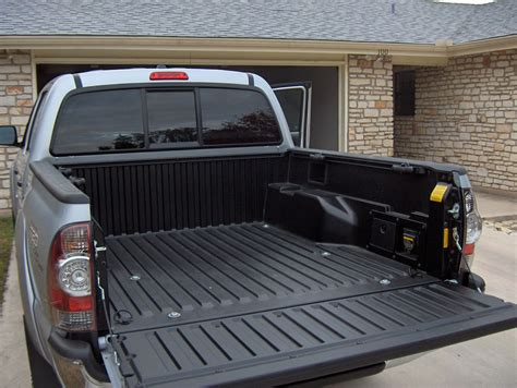 Toyota Bed by 1999 Toyota Tacoma Truck Bed Dimensions