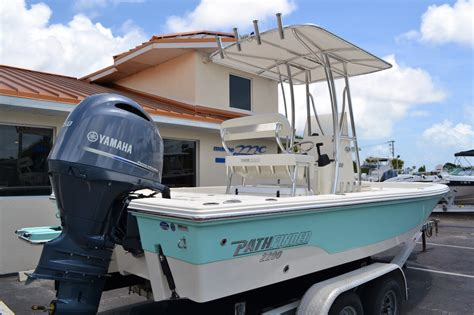 pathfinder boats vero beach new 2015 pathfinder 2200 trs bay boat boat for sale in
