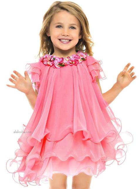 Dress Pink Blossom Anak alalosha vogue enfants lesy ss 15 collection is an