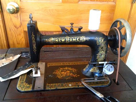 new treadle sewing machine page 2