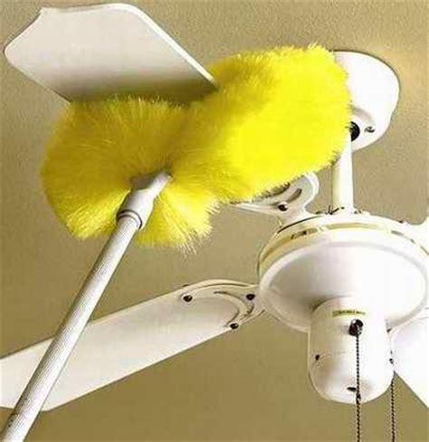 How To Clean High Ceilings by Ceiling Fan Duster Infobarrel