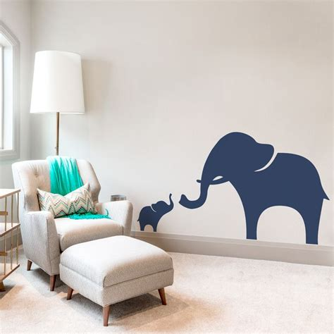 elephant wall stickers 25 best ideas about elephant wall decal on elephant decorations baby room letters