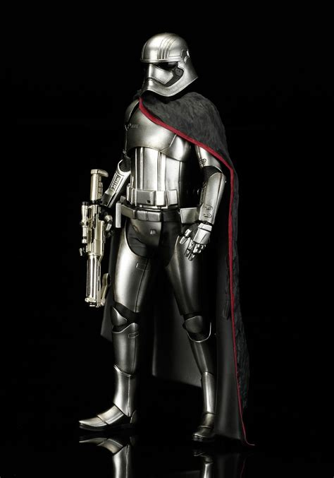 Converge Wars Captain Phasma wars captain phasma artfx statue