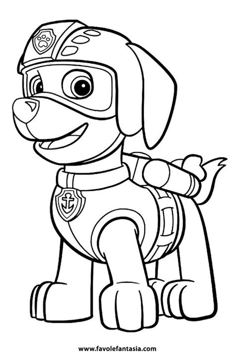 coloring pictures of paws free coloring pages of paws