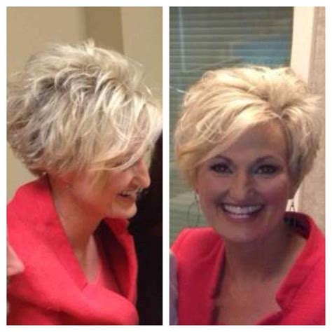 pixie haircuts front and back view of same 100 20 best hairstyles for women over 50 celebrity
