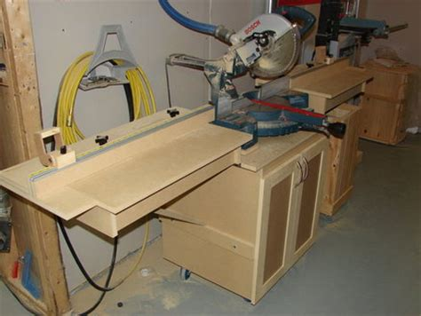how to build miter station pdf plans