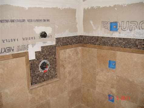 Wall Tile Installation Bathroom Remodeling Services