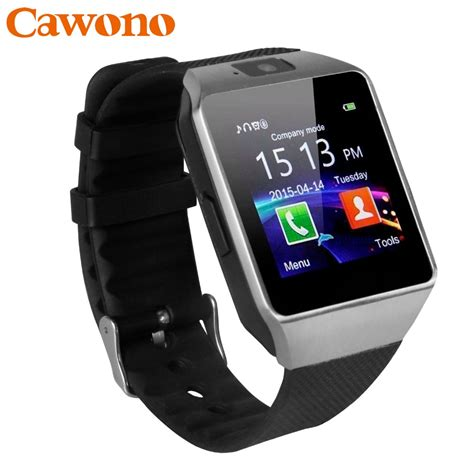 bluetooth smart  smartwatch dz android phone call