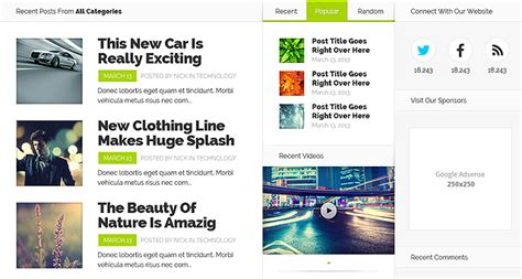 theme wordpress nexus nexus wordpress theme
