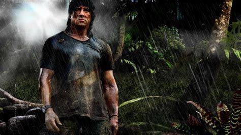 Sylvester Stallone In Rambo 4 by Sylvester Stallone May Be Planning Rambo 5 Fandango