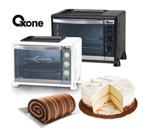Oven Oxone 2 In 1 oven listrik 2in1 oxone ox 858 microwave toaster murah