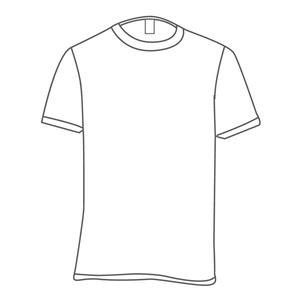 design baju kaos putih gambar desain kaos polos terbaru desain arena desain arena