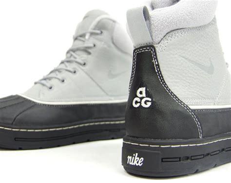nike woodside boots for nike woodside gray black freshness mag