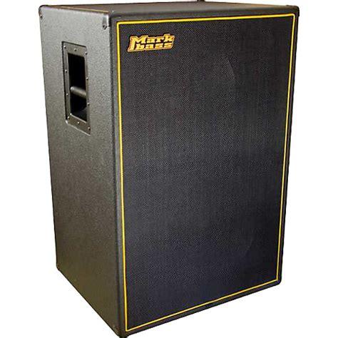 Bass Cabinet by Markbass Classic 152 2x15 Bass Cabinet Musician S Friend