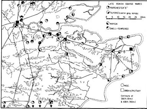 kent cus map 1988 ch 4 4th and early 5th centuries the pottery of roman