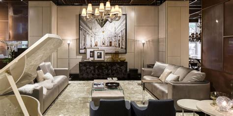 Expensive Lounge Chairs Design Ideas Luxury Living Opens New York Showroom Luxury Living And Fendi Casa Open In New York
