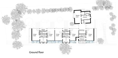 child care center floor plans day care centre dorte mandrup arkitekter day care