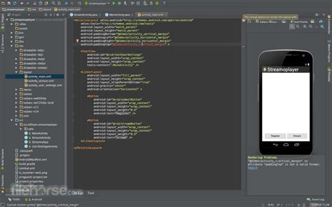 screenshot in android android studio 3 0 1 for windows screenshots filehorse