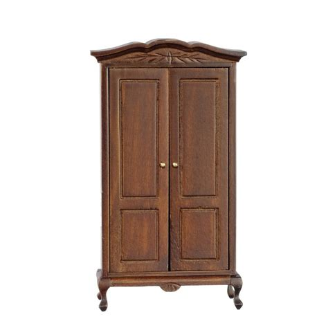 walnut armoire armoires wardrobes bedroom furniture