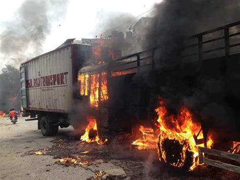 crpc section 200 cauvery row karnataka burns as vehicles set afire shops