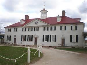 George Washingtons House by Views Of George Washington S Mount Vernon Home President