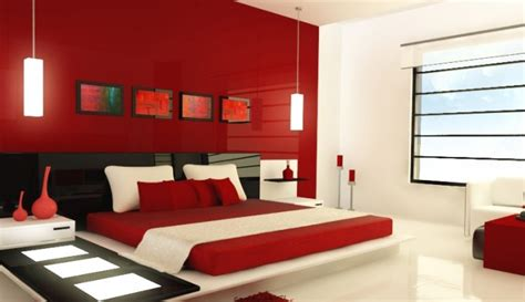 is red a good color for a bedroom red paint color schemes for bedroom room image and