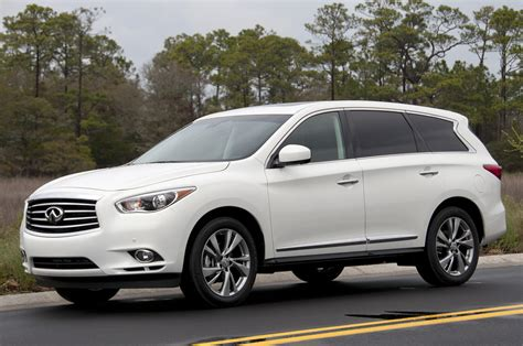 how to bleed 2013 infiniti jx 2013 infiniti jx w video autoblog