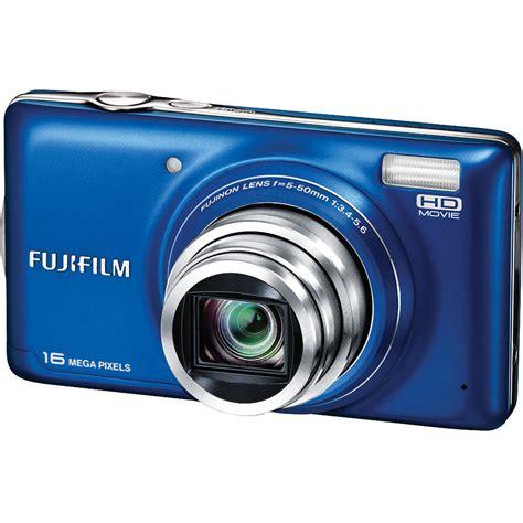 Kamera Digital Fujifilm Finepix T400 fujifilm finepix t400 digital blue 16223575 b h photo