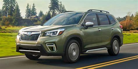 2019 Subaru Forester Debut by Mayores Cambios La Subaru Forester 2019 Debut 243 En