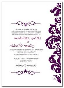 free blank wedding invitation templates blank wedding invitation card template matik for