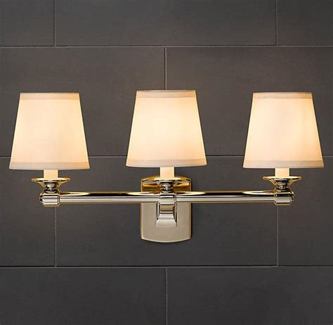 Restoration Hardware Bathroom Lighting Restoration Hardware Bathroom Sconce Lighting
