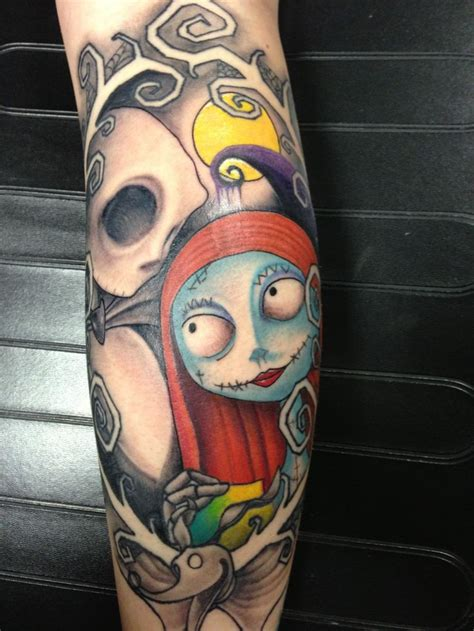 lost jack s tattoo 89 best tim burton inspired tattoos images on