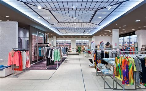fashion design houses fischer fashion store halle germany 187 retail design blog