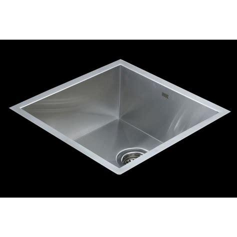 undermount topmount stainless steel sink 44 x 44cm buy