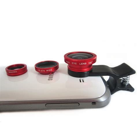 Lesung Clip Lens Fisheye 3 In 1 180 Degree Wide Lens Lx U001 Lusc02bk lesung universal clip lens fisheye 3 in 1 180 degree fisheye lens wide lens macro
