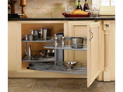 blind kitchen cabinet