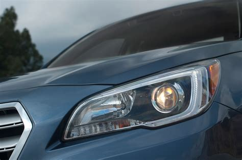 subaru legacy headlights 2015 subaru legacy 2 5i limited test photo gallery