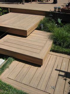 Platform Stairs Design 1000 Images About Timber Deck On Decking Decks And Timber Deck