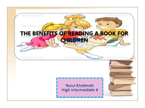 benefits of picture books for children the benefits of reading a book for children